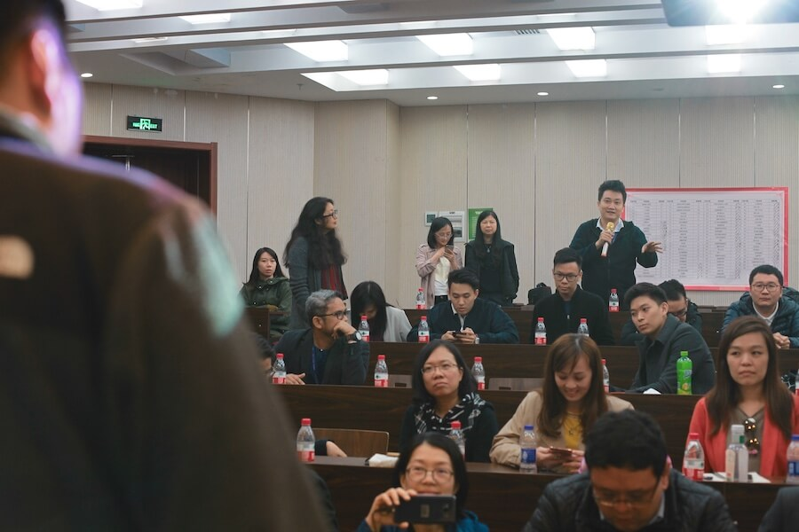 alibaba-program-question-and-answer-session