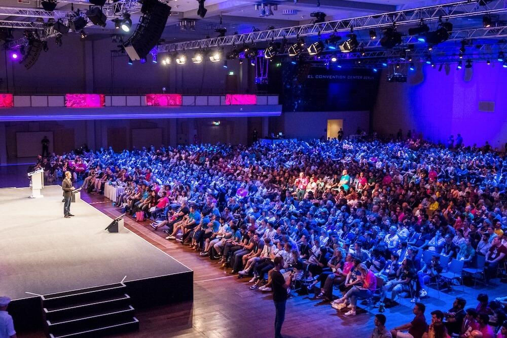 attendees wceu 2019 berlin