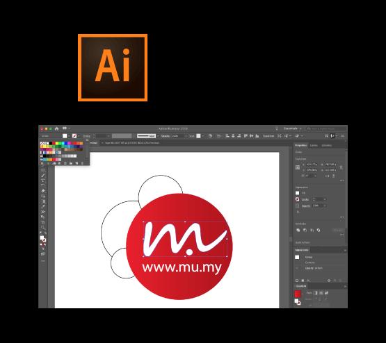 Kursus Adobe Illustrator Malaysia