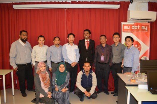 Kursus Pembangunan Aplikasi Mobile (iOS & Android) bersama Kementerian Kesihatan Malaysia