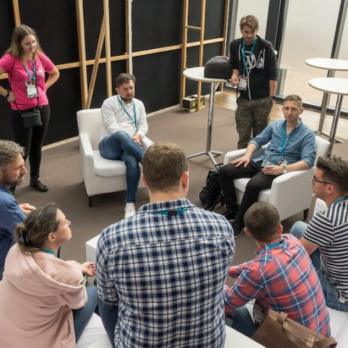networking at wceu 2019