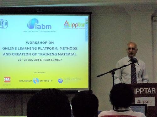 2011-07-29 Moodle Training- IPPTAR