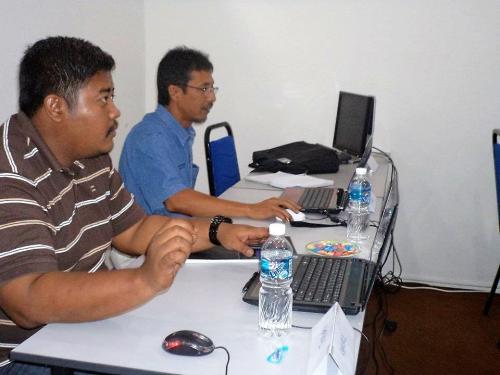 2011-11-25 Joomla Training-KTMB, MOH, AKADEMI AL-QURAN, UKM, PBDN PERAK,