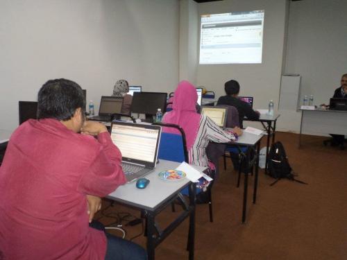 2011-11-25 Joomla Training- Kementerian Pendidikan Malaysia
