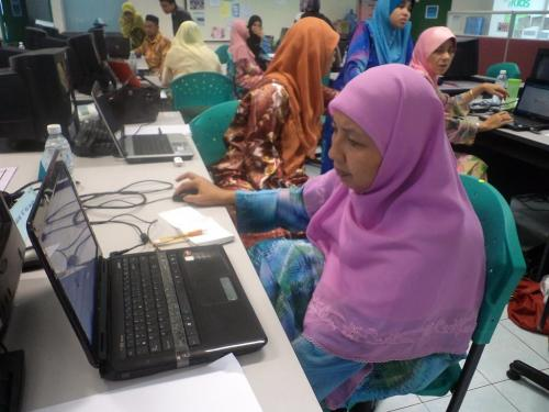 2012-02-23 LMS, CLOUD & WEBINAR TRAINING-SMV SG BULOH