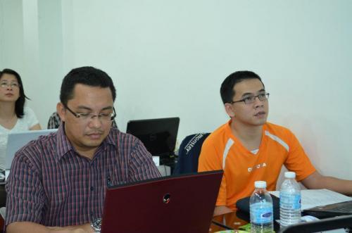 2012-03-22 Kursus Web Joomla Mar 2012