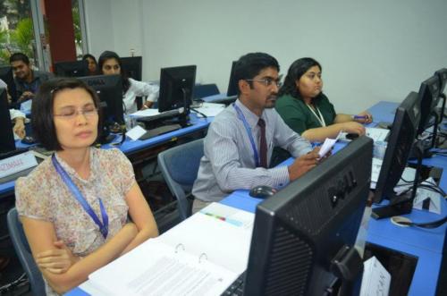 2012-07-02 Moodle LMS & SCORM Training for Teachers