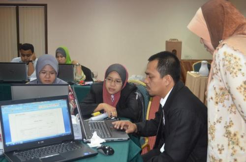 2012-10-01 BENGKEL PROJEK JOOMLA 2.5 Bayview Beach Resort,Bt Feringgi Penang. 2012