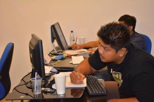 2014-07-18 Joomla 3.3 Training 3 Days-MU DOT MY