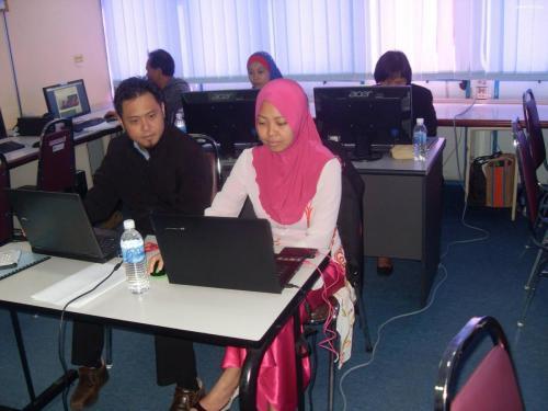 2014-08-08 Joomla Template Development - Kursus Pembangunan Template Joomla- Kota Kinabalu, Sabah