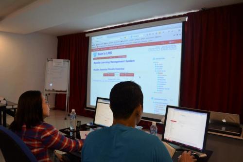 2014-10-04 Learning Management System Training-MU DOT MY