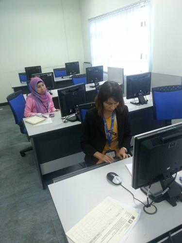 2014-10-29 Template Development Training @ Sabah State Library