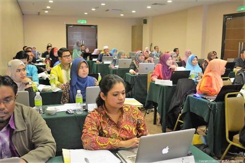 2015-04-22 Kursus Pembangunan Web Portal Kerajaan Berasaskan Joomla CM