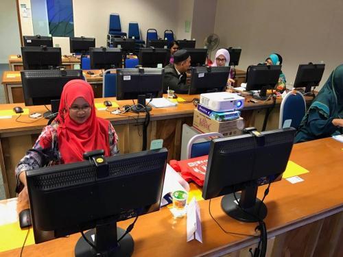 2017-03-20 Microsoft Access Training in November 2016