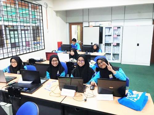 2017-04-06 Kursus Microsoft Excel Lanjutan bersama Kolej Vokasional Ampangan