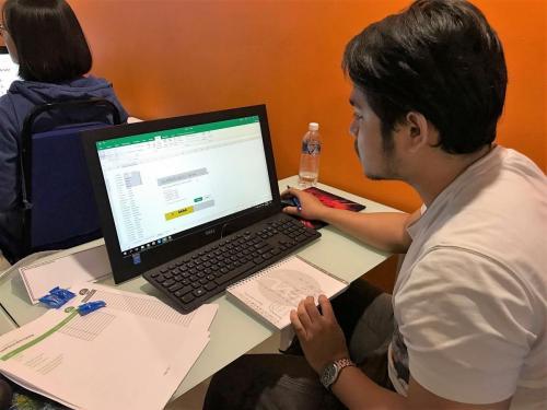 2017-07-13 Microsoft Excel Advanced Training (July 2017)-MU DO MY