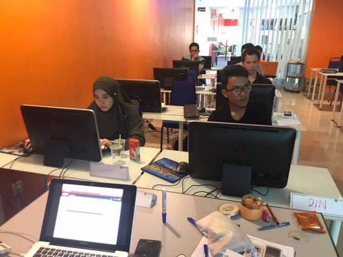 2017-08-14 Mobile App Development Training (August 2017)-MU DOT MY