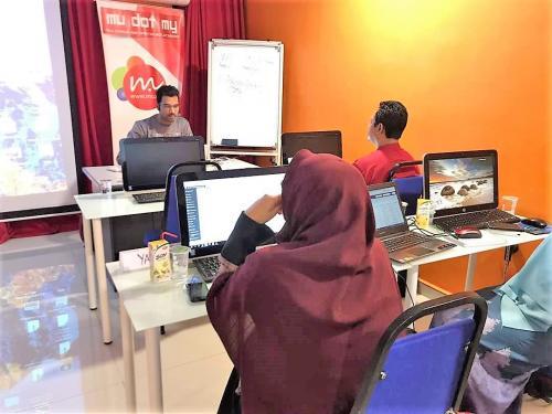2017-08-21 Kursus Laman Web WordPress (Aug 2017)-MU DOT MY