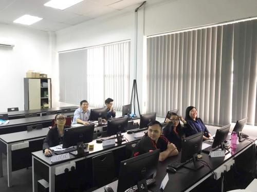 2017-09-05 LMS Training (Crescendo International College)