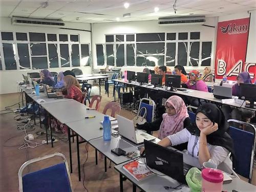 2017-09-15 Excel Advanced Training with Pasaraya Borong Sakan Sdn Bhd