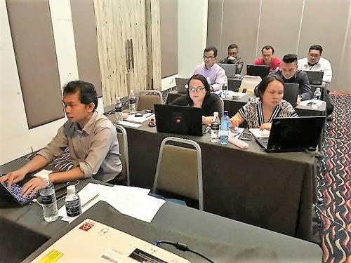 2017-12-11 Ionic 3 - Sarawak Civil Service