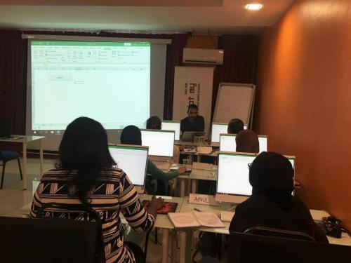 2019-01-28 Microsoft Excel Advanced Training-MU DOT MY