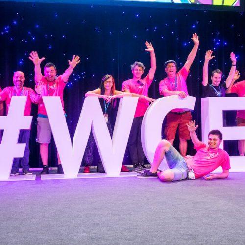 wceu 2019 volunteer