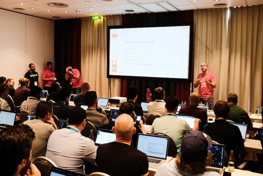 wceu 2019 workshop