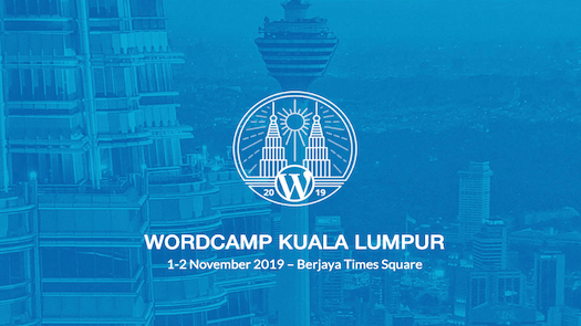 wordcamp kuala lumpur 2019 featured image