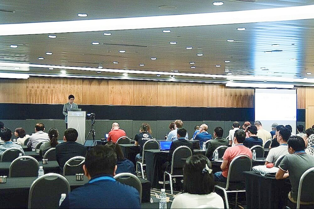 wordcamp singapore 2017 conference day