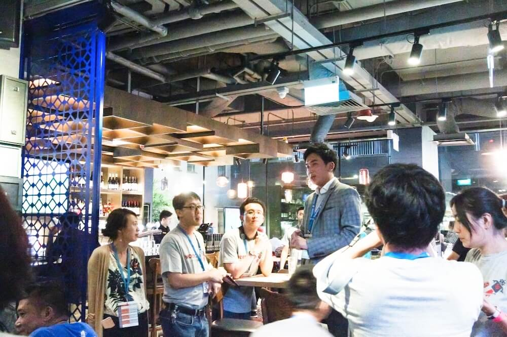 wordcamp singapore 2017 contributor day